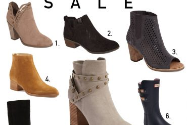 NORDSTROM ANNIVERSARY SALE 2017 MOST WANTED AND POPULAR FALL BOOTS