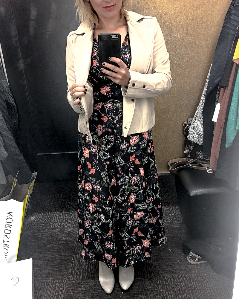 Nordstrom Half Yearly Sale 2018 Dressing Room Try On Haul 14-2