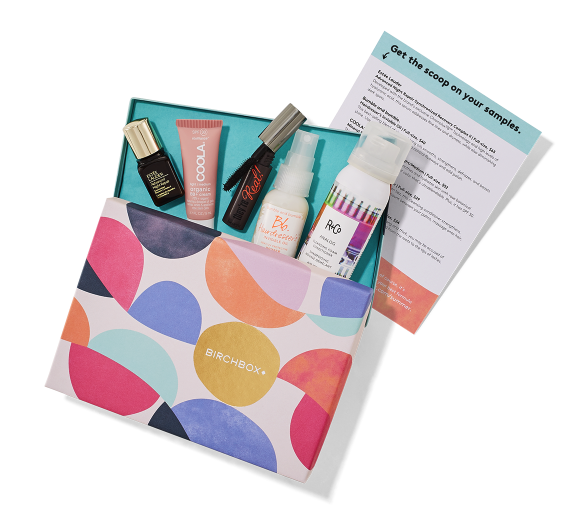 Review of birchbox beauty subscription