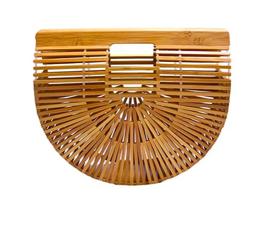 Bamboo Handbag for Summer that's under $50