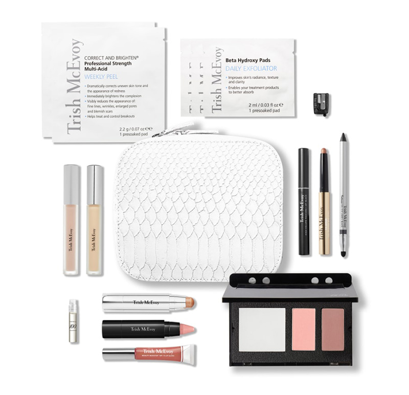 Trish McEvoy complete makeup kit for beginners