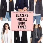 Trend Alert: A Tailored Blazer for Every Body Type