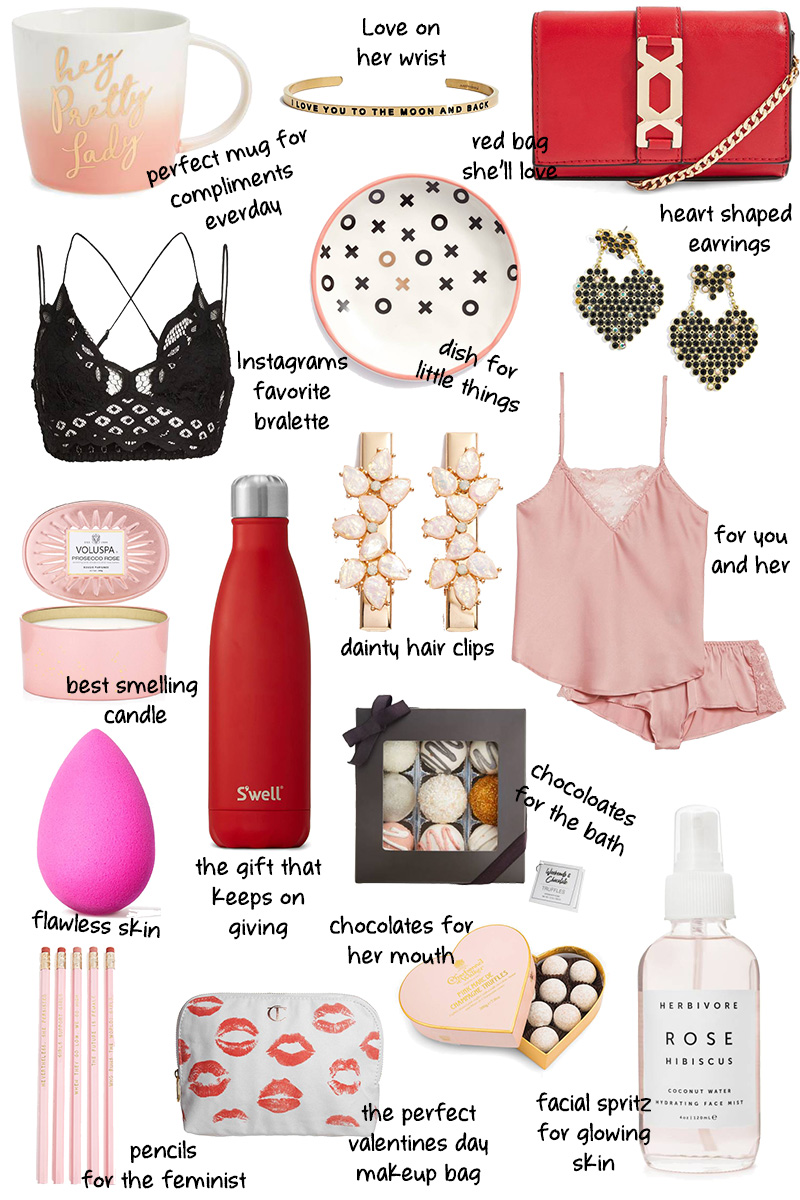 Valentines Day Gift Ideas for Her Under $55   Citizens of Beauty