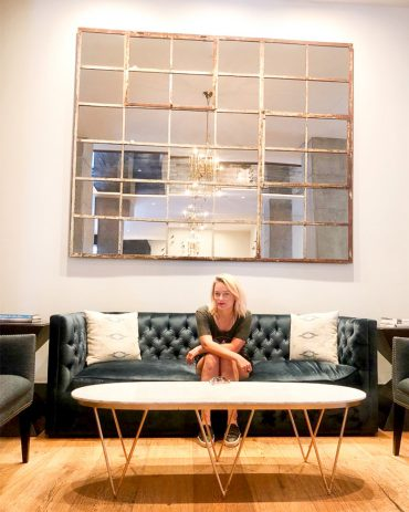 austin staycation at the kimpton hotel van zandt