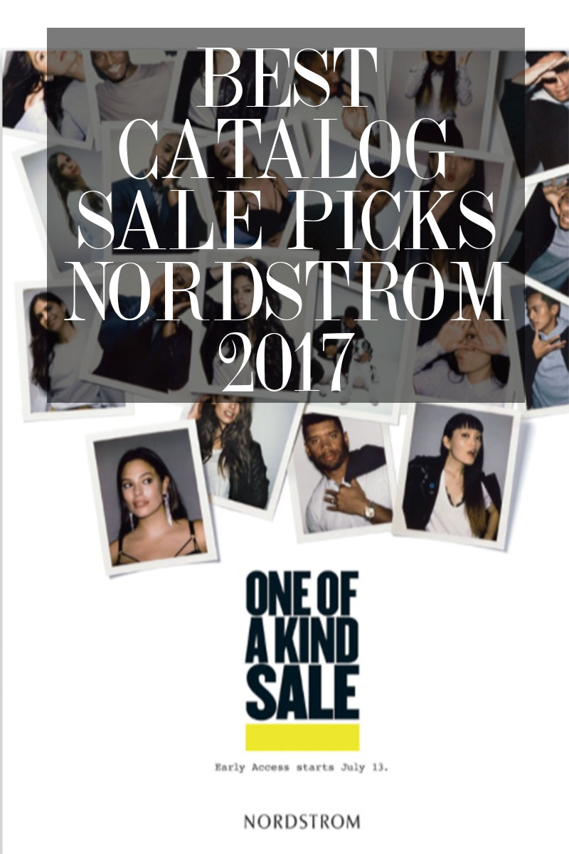 best nordstrom catalog sale picks 2017
