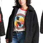 15 Black Cozy Winter Coats