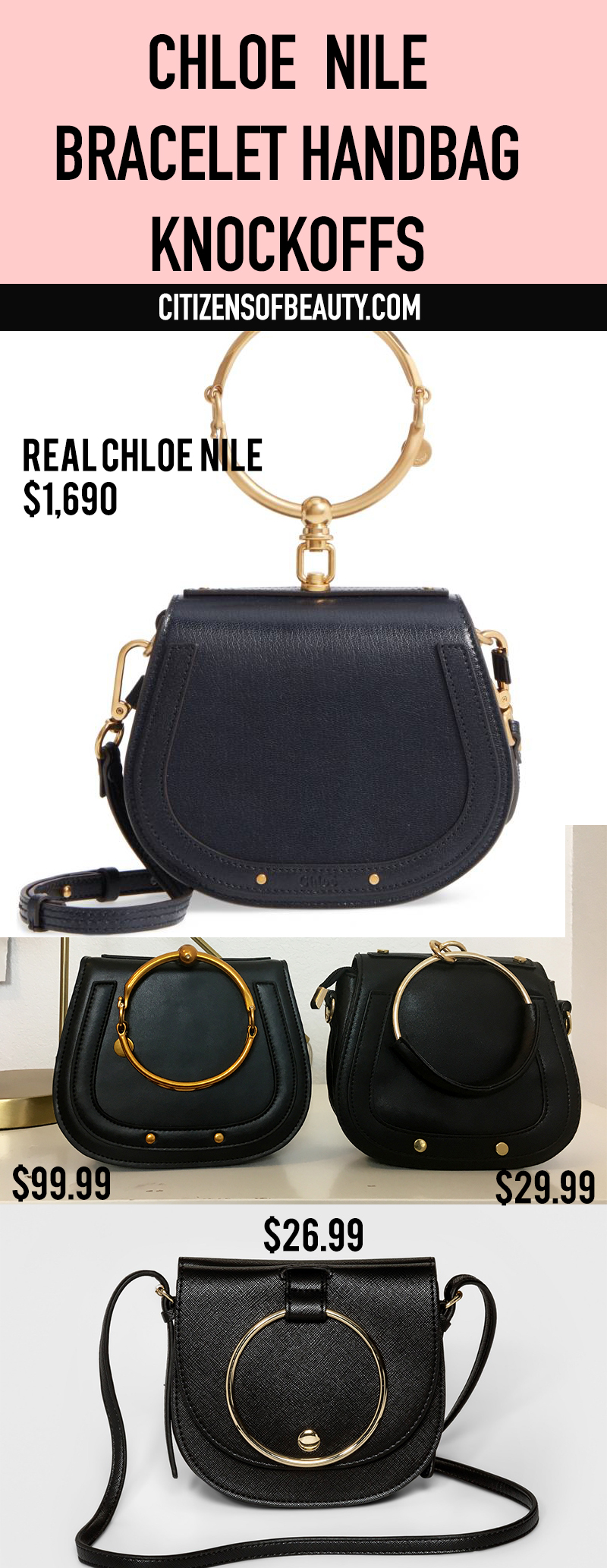 chloe nile handbag bracelet knockoffs
