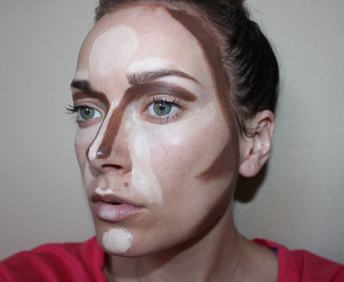 learn to contour and highlight your skin with these tips and tricks