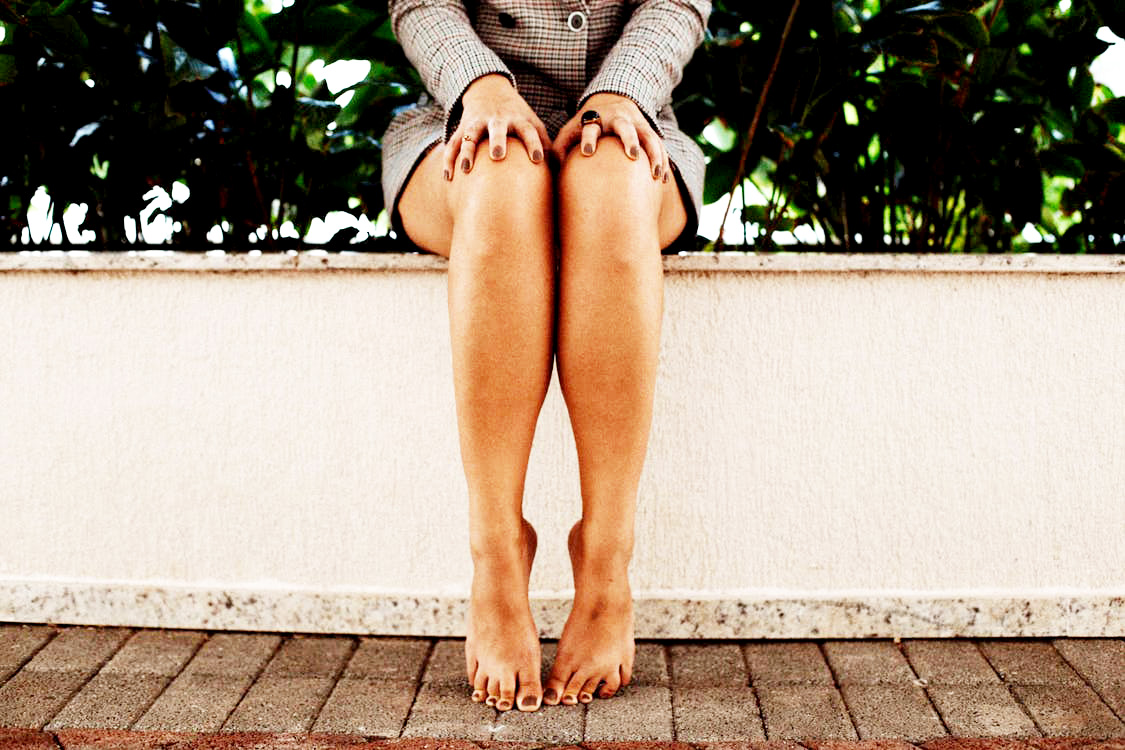 leg waxing tips guide