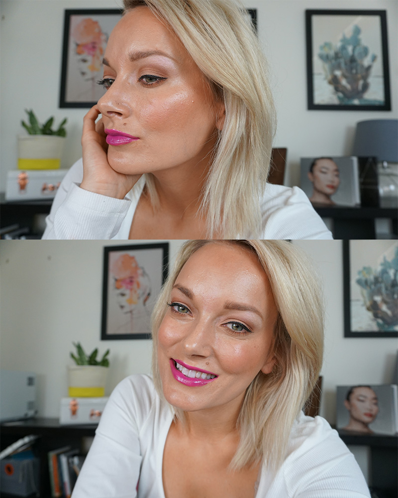 my dollar tree makeup look youtube tutorial with what I wore, what I loved, and what I hated.