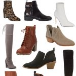 5 Popular Fall Boot Styles 2018