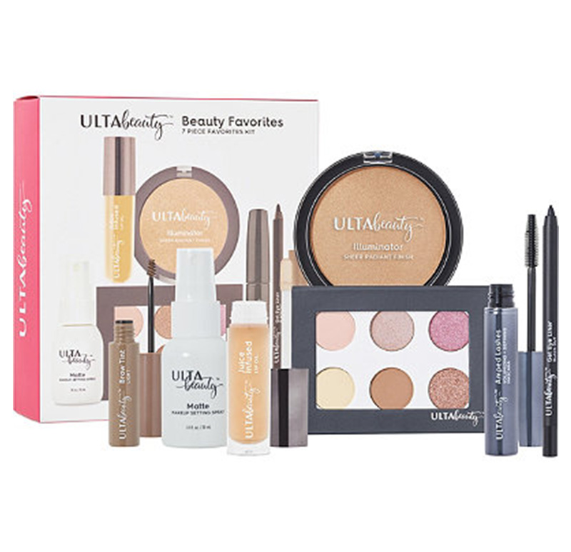 ulta basic makeup kit for beginners