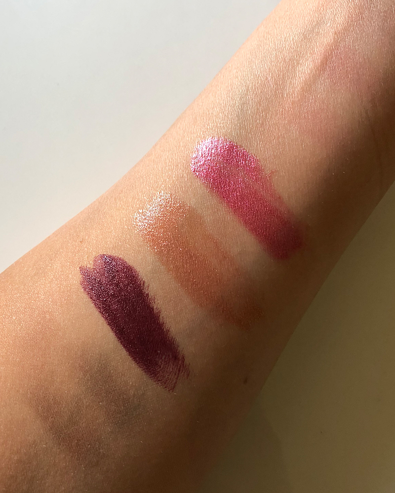 urban decay cherry lipstick colors review and swatches