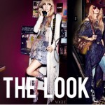 Get The Look: Taylor Swift Cover Of February Vogue