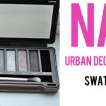 Review And Swatches: Urban Decay Naked Palette2- Amazing or Overrated?