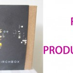 Review- Birchbox May Glamour Girl Edition
