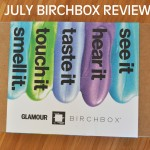July Birchbox Review