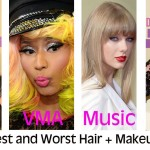 2012 VMA's Best And Worst Hair + Makeup