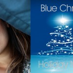 2012 Holiday Party Makeup Look: Blue Christmas