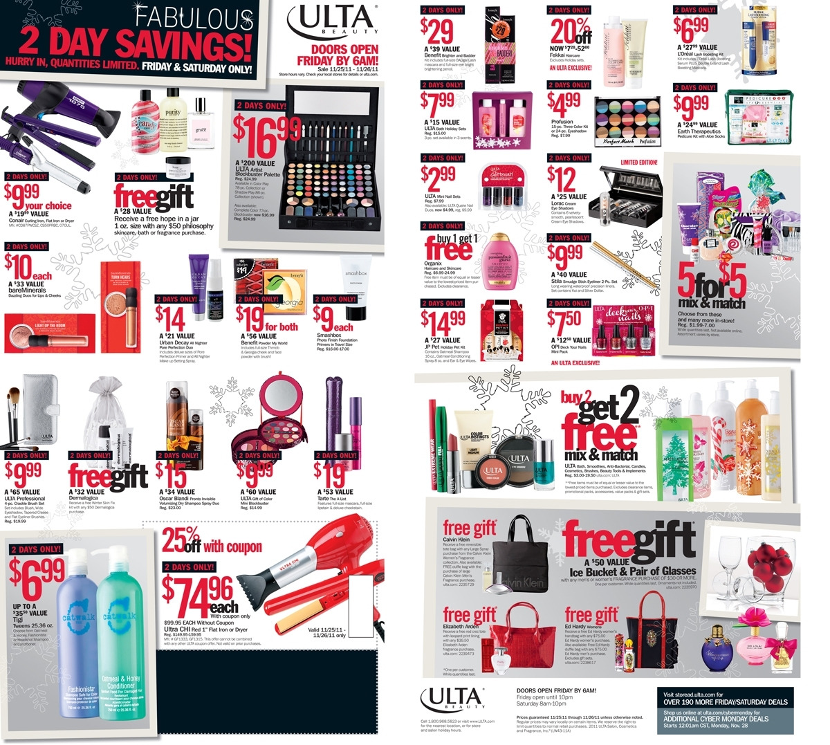 Black Friday: Beauty Deals For The Beauty Geeks - Citizens ...