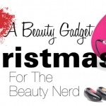 A Beauty Gadget Christmas