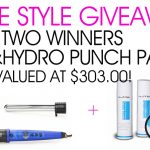 GIVEAWAY 2 WINNERS! NUME Style Titan3 and Hydro Punch Package