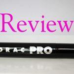 Review: LORAC PRO Mascara