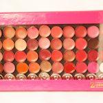 Z-Palette Organizing Your Lipsticks