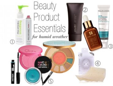 humid-weather-beauty-products
