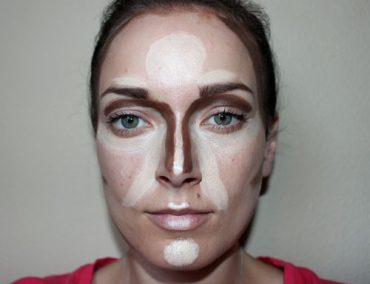 contour-and-highlighting-face