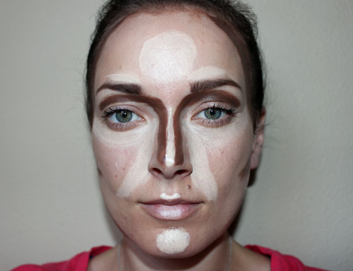 Contour And Highlighting Your Face Series