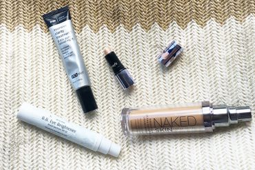 products needed to highlight your skin to look younger