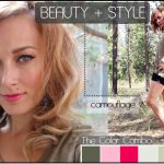 Beauty and Style: Camouflage