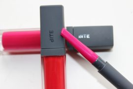 Bite Beauty Cashmere Lip Cream and Contour Lip Pencil REview