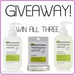Neutrogena Naturals Giveaway