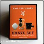 Van Der Hagen Mens Shave Set Valentines Day Gift Idea