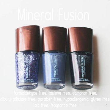 Mineral Fusion Vegan Nail Polish