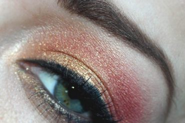 Valentines Day 2014 Eye Makeup Look