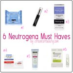 6 Neutrogena Must Haves + Walmart Sweepstakes!