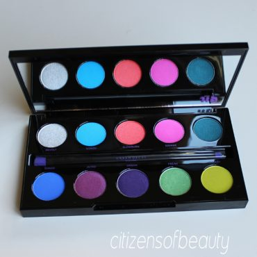 neon eyeshadows, bold eyeshadows