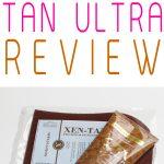NEW Xen-Tan Moroccan Tan Ultra-Self Tanner Review