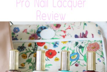 Floss Gloss LTD Pro Nail Lacquer Review