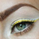 Color Crush: Yellow Eye Makeup