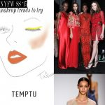 NYFW SS '15 Makeup Looks to Try