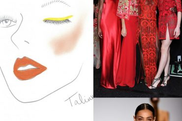 Makeup looks to try from the NYFW SS '15 runway show