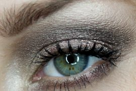 Daytime Eye Makeup Design for fall