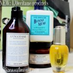 NEW L'Occitane Skincare and Body Products!