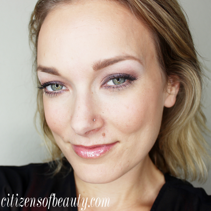 Jane Iredale Fall Makeup Look Using The City Niights Collection