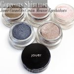Jouer Cosmetics Long-Wear Cream Mouse Eyeshadows