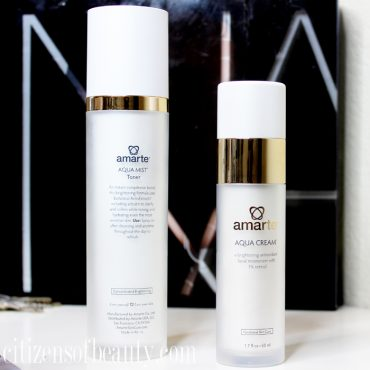 review of amarte skincare
